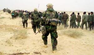 Stock photo of war scene